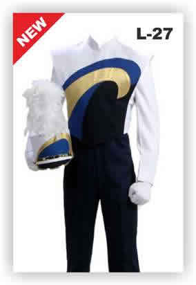 jual seragam marching band SD