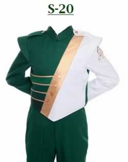 konveksi baju marching band