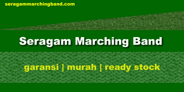 seragam marching band
